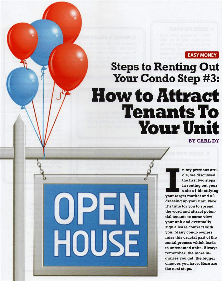 how to start renting out properties