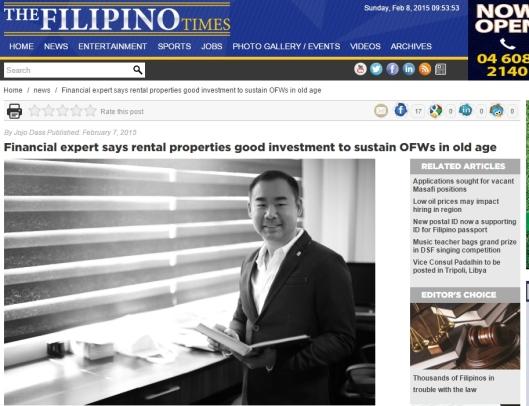 The Filipino Times 2