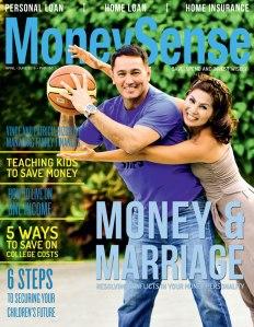 MoneySense April 2015 Cover