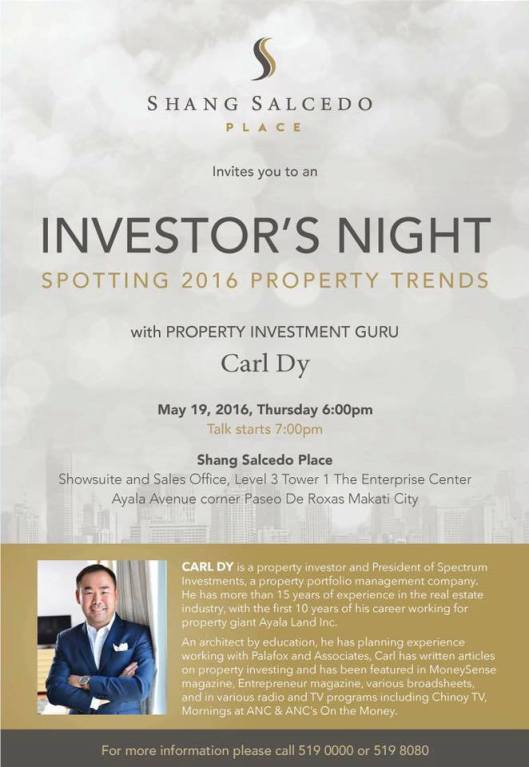 Investor's Night