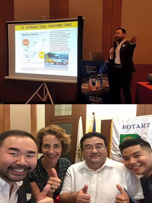 10 Trends That Will Affect Property for the Next 5 Years with Carl Dy - Rotary Club Makati Central - Spectrum 2