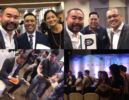 ICON 2017 Property Guru Carl Dy Spectrum Philippines Property Randell Tiongson Marvin Germo ...