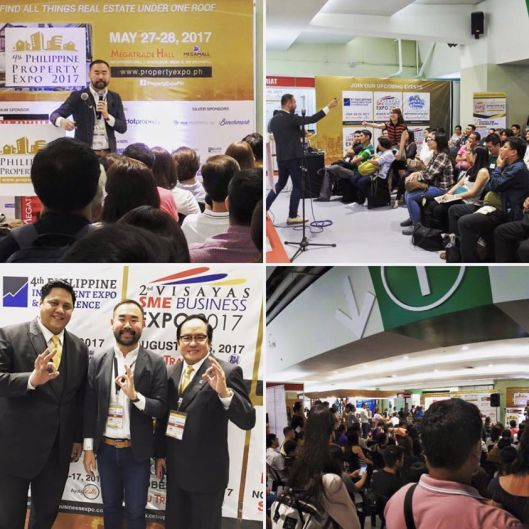 Philippines Property 4th Philippine Property Expo 2017 Property Guru Carl Dy Spectrum