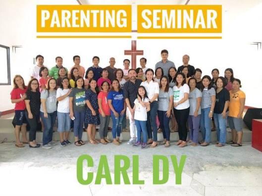 Property Guru Carl Dy Jenny Dy Spectrum Philippines Property Bulacan Parenting Seminar 1