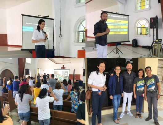 Property Guru Carl Dy Jenny Dy Spectrum Philippines Property Bulacan Parenting Seminar 2